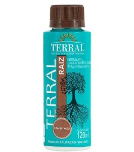 TERRAL RAIZ CONCENTRADO VIA SOLO 120 ML
