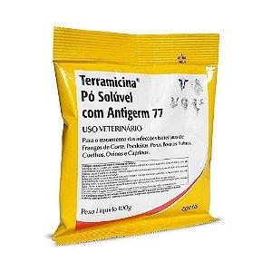 Terramicina Antigerme Pó Solúvel 100 g