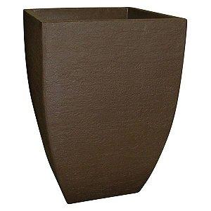 Vaso Quadrado Fibra