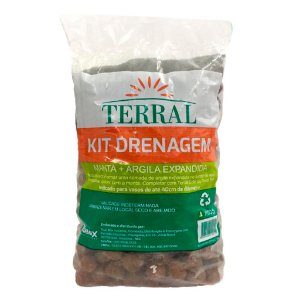 KIT DRENAGEM TERRAL 4 L