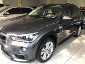Bmw X1 2.0 turbo activeflex 17/18