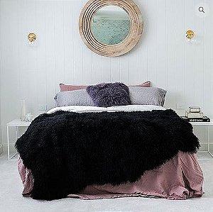 Pelego Soft - Black (Grande)