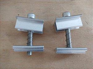 SUP937 Terminal Intermediário - mid-clamp para perfis da Série ES0XX