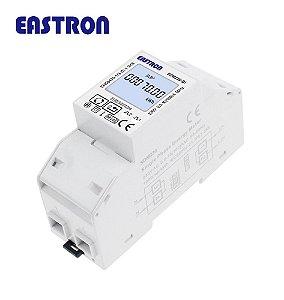 Medidor Energia ME.220.100 Easton SDM230-Bidirecional - Somente 220Vca