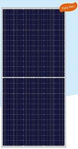 Módulo Fotovoltaico de 400Wp DAH Solar - Painel/Placa Solar 2172x1002x40mm - policristalino - HCP78X9