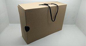 Lote 50 Caixas Embalagem Maleta 30 x 21 x 10 cm