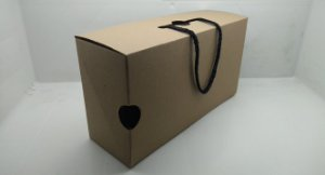 Lote 50 Caixas Embalagem Maleta 30 x 16 x 10 cm