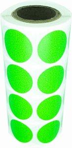 -Etiqueta 2x2/4 Rolo C/1000 Verde