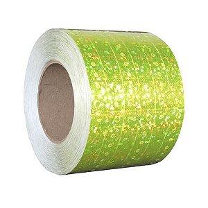 -Softband L Holográfica Amarelo