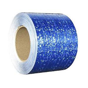 -Softband L Holográfica Azul