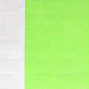 -Printband Verde Fluor