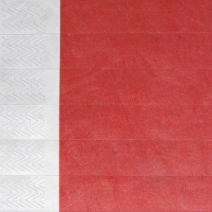 -Printband Vermelho