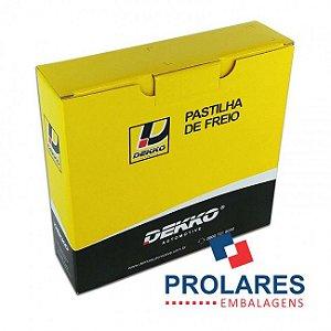 Caixa de Papelão Gráfica - Dekko
