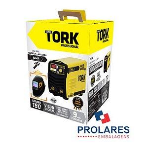 Caixa de Papelão Gráfica - Super Tork
