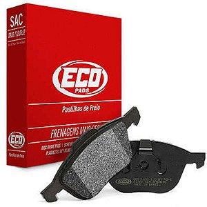 Pastilha de Freio ECO1192 - Dianteira Peugeot
