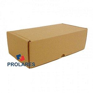 Caixa de Papelão Para Correio Modelo 25 - 25X13X8