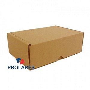 Caixa de Papelão Para Correio Modelo H4 - 19X14X5