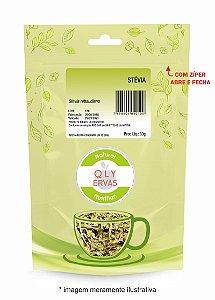 Pacote Stevia Qly Ervas 30g