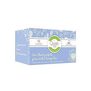 Caixa de Chá Qualy Tea Noite 30 Sachês