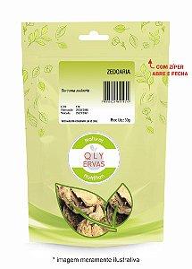 Pacote Zedoaria Qly Ervas 30g