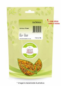 Pacote Calendula Qly Ervas 30g