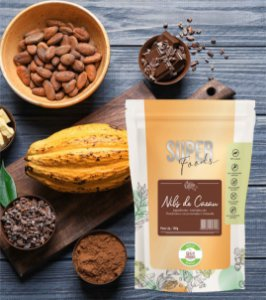 Super Foods Nibs de Cacau