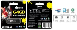 Pendrive64gb-Utech