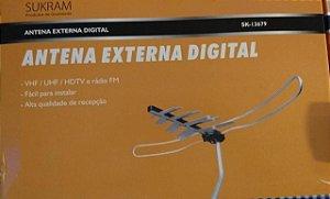 Anterna Externa Digital