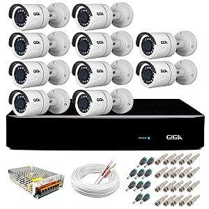Kit de câmeras completo