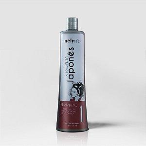 Alisamento Japonês Shampoo