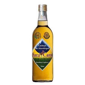 Cachaça Saracura Extra Premium Lote 3 44%vol 700ml