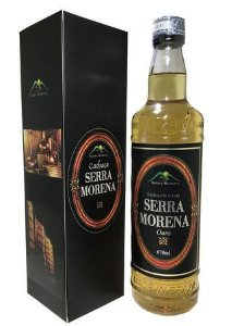 Cachaça Serra Morena Ouro 670ml