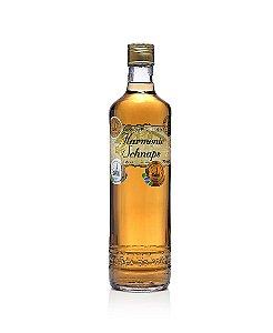 Cachaça Harmonie Schnaps Blend de Quatro Madeiras 700ml