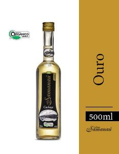 Cachaça Samanaú Ouro 500ml