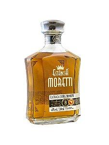 Cachaça Estância Moretti Extra Premium 8 Anos 700ml