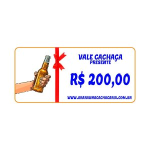 Vale Cachaça 200