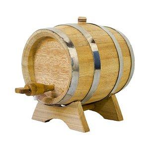 Barril de Amburana 1 litro