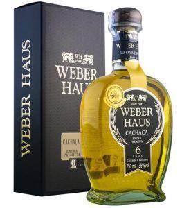 Weber Haus Extra Premium 6 anos 750ml - Caixa com 6 unidades