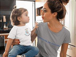 Camiseta Materna [MATERNANDO AND SURTANDO]