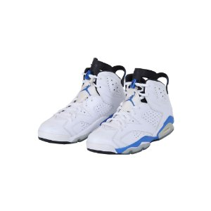 TÊNIS AIR JORDAN 6 SPORT BLUE