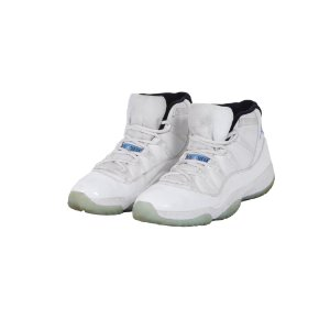 TÊNIS AIR JORDAN 11 LEGEND BLUE - USADO