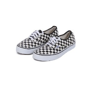 TÊNIS VANS AUTHENTIC CHECKERBOARD - USADO