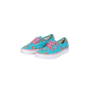 TÊNIS VANS AUTHENTIC ODD FUTURE - USADO