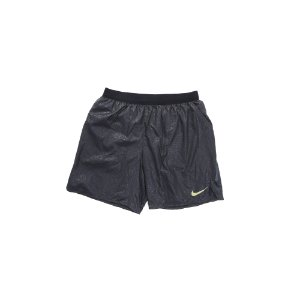 SHORT PRETO ESTAMAPADO JUST DO IT NIKE - USADO