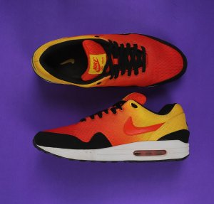TENIS NIKE AIR MAX 1 SUNSET