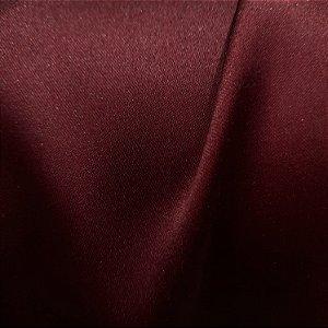 Tecido Prada Vermelho Marsala 1,47mt de Largura