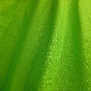 Rayon Tencel Slub Verde Limão 1,47mt de Largura