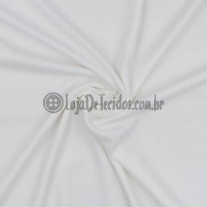 Failet Liso Branco 1,50mt de Largura