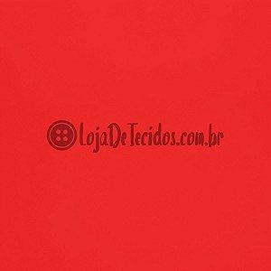 Tnt Liso Vermelho 1,40m de Largura