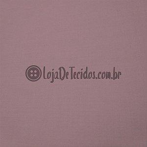 Viscose Lisa Rosa Claro 1,42m de Largura